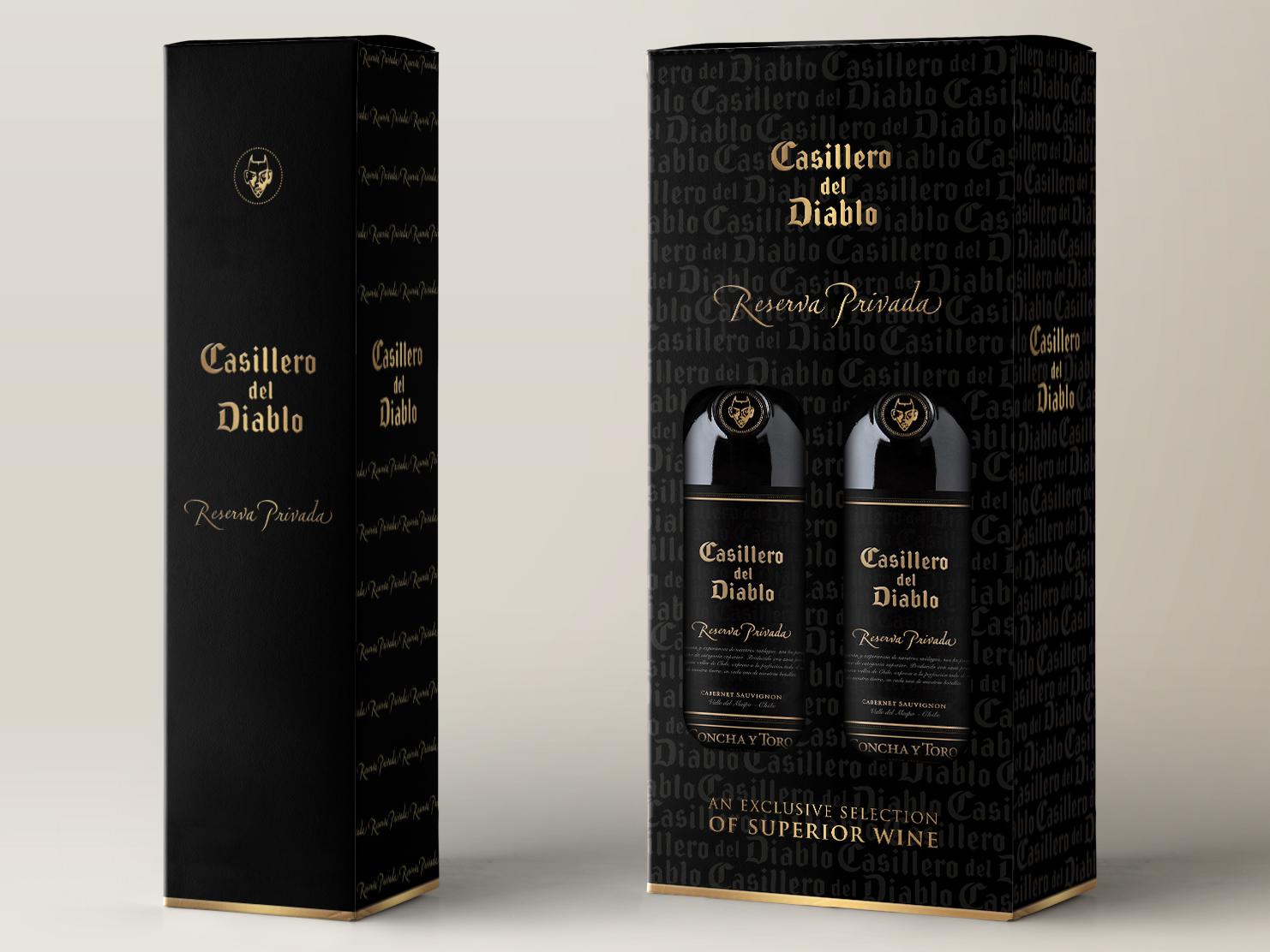 Gift Box Casillero del Diablo